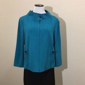 Saint John Collection Jacket/sweater Size 14
